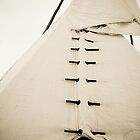 Tee Pee by Jennipher Booker