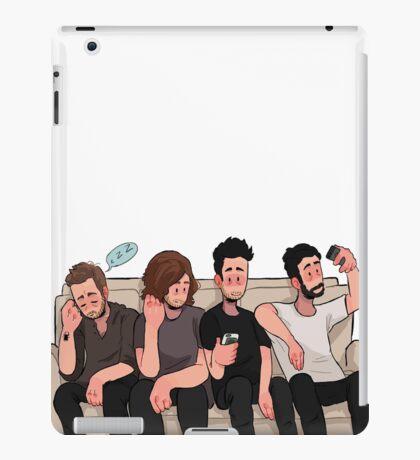 boys iPad Case/Skin