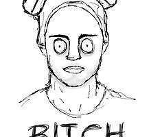 Jesse Pinkman by Sketchy Sketch