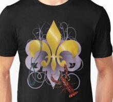 Louisiana Mardi Gras Unisex T-Shirt