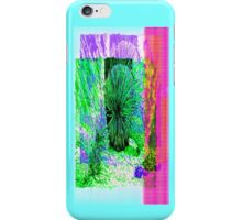 Boulders in Old Color Copier iPhone Case/Skin