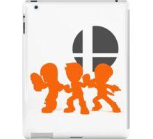 Smash Bros - Mii Fighter iPad Case/Skin