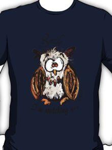 Owl - Smile  T-Shirt