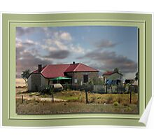 Outback Home Poster