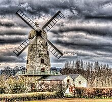 Llancayo Mill by Steve Purnell