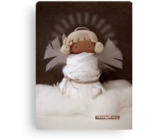 CHUNKIE Guardian Angel Canvas Print