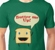 Buttered Toast Unisex T-Shirt