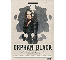Orphan Black Poster Photographic Print
