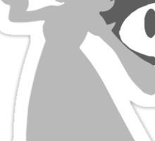 Smash Bros - Rosalina & Luma Sticker