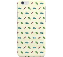 Paper Towns icon pattern iPhone Case/Skin