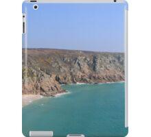 Porthcurno Panorama iPad Case/Skin