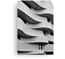 Undulating Canvas Print