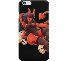 Demon Gal iPhone Case/Skin