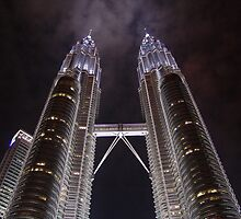 Petronas Towers by contagion