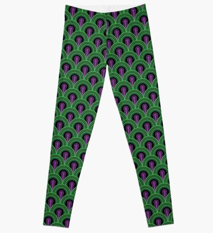 'The Shining' Overlook Hotel Room 237 Carpet Leggings Leggings