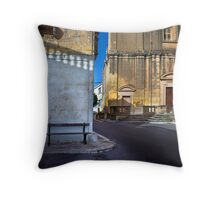 Malta Qrendi Bar Throw Pillow