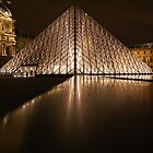 The Louvre by contagion