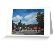Sweet Home North Fork Greeting Card