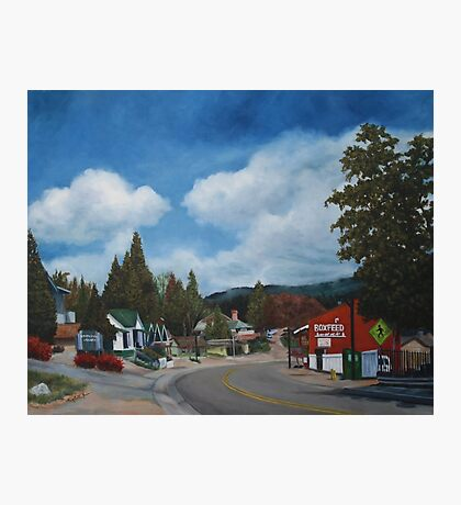 Sweet Home North Fork Photographic Print