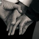 Three hands by MichaelBr