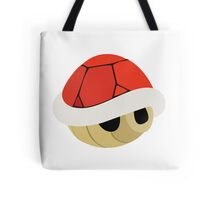 Red Shell Tote Bag