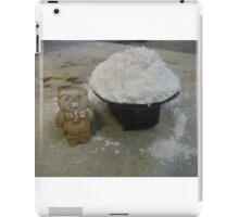 Teddy Graham Scarface iPad Case/Skin