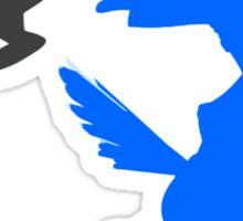 Smash Bros - Falco Sticker
