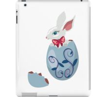 Bunny Inside a Cracked Egg iPad Case/Skin