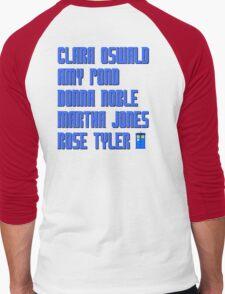 The Doctor's girls Men's Baseball ¾ T-Shirt