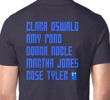 The Doctor's girls Unisex T-Shirt