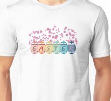 Colored Easter Eggs Unisex T-Shirt