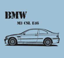 BMW M3 E46 by hottehue