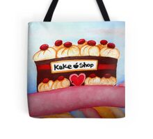 Kake village - Kake shop Tote Bag