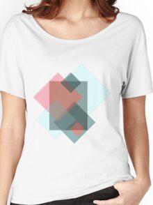 Geometric Women's Relaxed Fit T-Shirt