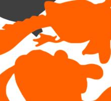 Smash Bros - Duck Hunt Sticker