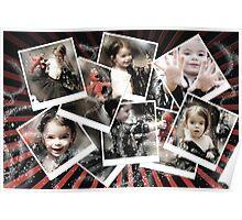 Polaroid Playtime Poster