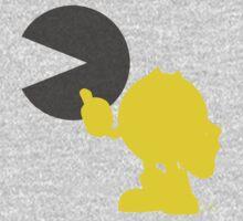 Smash Bros - Pacman Kids Clothes