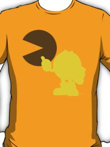 Smash Bros - Pacman T-Shirt