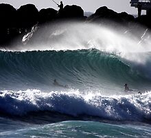 Clean and Pumping... by Paul Manning