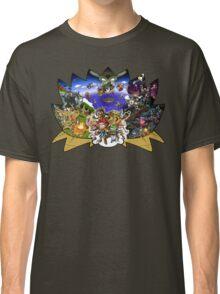 To Far Away Times Classic T-Shirt