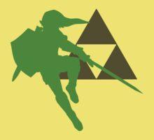Smash Bros - Link Kids Clothes