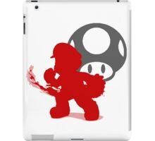 Smash Bros - Mario iPad Case/Skin