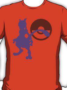 Smash Bros - Mewtwo T-Shirt