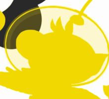 Smash Bro - Olimar Sticker