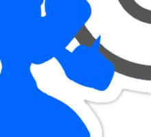 Smash Bros - Lucario Sticker