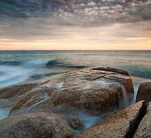 Bay of Fires, Tasmania by NickMonk