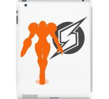 Smash Bros - Samus iPad Case/Skin