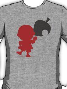 Smash Bros - Villager T-Shirt