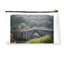 Iron Bridge, UK Studio Pouch