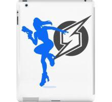 Smash Bros - Zero Suit Samus iPad Case/Skin